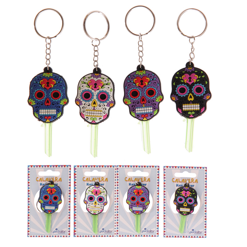 Skull Key Cover Chain - Never Lose your keys again!